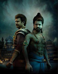 Tamil super star Rajanikanth latest movie Kochadaiyaan new still has been released . Rajani kanth daughter Soundarya Ashwin reveled this picture via twitter.