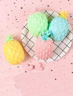Pineapple Squishy Fidget Toy