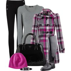 November Chill, created by orysa on Polyvore