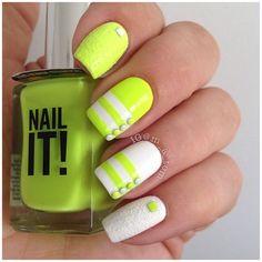 Instagram photo by m_a_tom #nail #nails #nailart