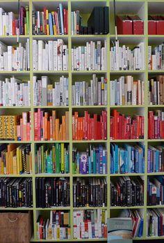 organize library