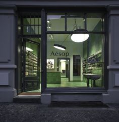 Store to watch: Aesop in Berlin