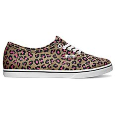 Vans Zapatilla Mujer Authentic Lopro