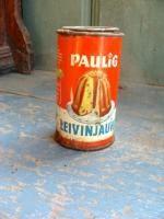Pauligin leivinjauhe- purkki