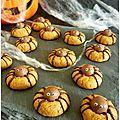 Demain, c'est Halloween et si vous êtes en manque d'idées, voici une petite recette facile qui fera son petit effet sur la table, surtout...