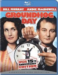 groundhog day ~ funny movie with a powerful message