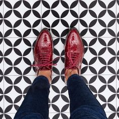 Avec mes CAMÉLÉON, pas question de me fondre dans le décor !  #andrechaussures #derbies #shoes #shoesoftheday #shoesaddict #shoestagram #ootd #fromwhereistand #ihavethisthingwithfloors