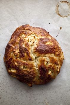 Apple and Honey Challah