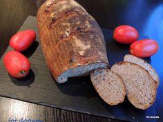 Moje Małe Czarowanie: Chleb pszenny na zakwasie