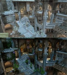 Uncharted Among Thieves art work Game Environment, Environment Concept Art, Environment Design, Polygon Modeling, 3d Modeling, Game Art, Landscape Concept, 3d Background, Cg Art