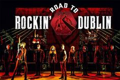 Rockin' Road To Dublin is the new sensation that combines the art of an Irish dance show, the power of a rock concert, all with the finish of a Broadway theatrical production. Starring World Champion Irish dancers Scott Doherty and Ashley Smith, Rockin' Road to Dublin is a must-see spectacle.