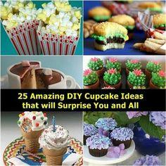 Diy cupcake ideas