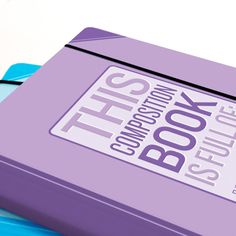 Knock Knock Important Topics Composition Notebooks
