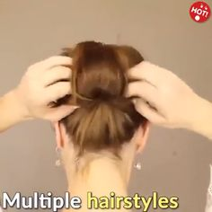 MAGIC ELASTIC HAIR COMB With this Magic Elastic Hair Comb, you can easily make dozens of different hairstyles and design! Give your hair some flair and make yo Creative Hairstyles, Different Hairstyles, Curly Girl, Hair Comb, Dyed Hair, Girl Hairstyles, Your Hair, Beauty Hacks, Braids