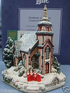 LILLIPUT-LANE-CHRISTMAS-LET-HEAVEN-NATURE-SING-C-W-BOX-DEEDS