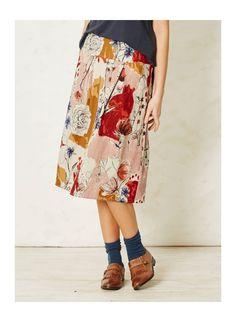 7a817cedf2d Florence Hemp Skirt by Braintree