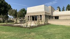 Frank Lloyd Wright's Hollyhock House is named a UNESCO World Heritage Site