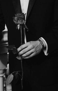 Human aesthetics - looking # manesthetics - Bad Boy Aesthetic, Badass Aesthetic, Character Aesthetic, White Aesthetic, Der Gentleman, Gentleman Style, Black And White Flowers, Fashion Photography Inspiration, Dark Photography