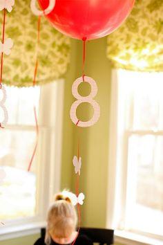 Una idea decorativa para las fiestas de tus hijos