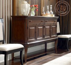 Bassett Furniture has a wide variety of hand-made living room, bedroom, and dining room furniture that works with all styles. Or, design your own with HGTV Design Center Furniture Styles, Home Decor Furniture, Dining Room Furniture, Furniture Plans, Home Furnishings, Home Collections, Sideboard, Sweet Home, Gaston