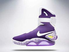 "Air mags ""purple rain"" calzado hombre обувь nike, обувь y Nike Air Mag, Sneakers Fashion, Sneakers Nike, Nike Kicks, Expensive Shoes, Fresh Shoes, Custom Shoes, New Shoes, Men's Shoes"