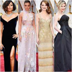 Oscars 2017 best dressed: Emma Stone, Nicole Kidman, Jessica Biel and more