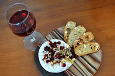 THINaddictives paired with wine and cheese make for a delicious and satisfying evening snack. Yum!
