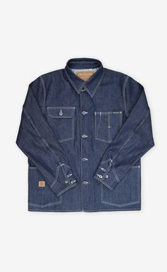 Kurt Jacket - Ashbury Selvedge