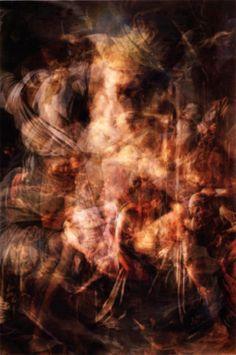 "Idris Khan's ""Caravaggio…The Final Years"" (2006)[content:shareblock]© Idris Khan, courtesy Fraenkel Gallery[content:advertisement-center]"