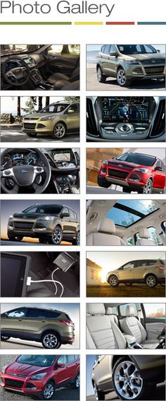 2013 Ford Escape Photo Gallery from Brighton Ford