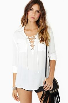 To The Sun Blouse