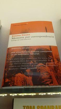 """""""Memoria por correspondencia"""" de Emma Reyes. Libros del Asteroide."""