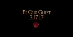"""Teaser Trailer For Disney's """"Beauty And The Beast"""" Starring Emma Watson"""