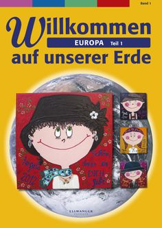 Welcome to our World – Europe Part 1 | German | 56 pp. | Hardback | color pictures | 1st Edition: April 2012 | €10,90 | The Wittmann Agency Represents: World rights. | CHILDREN'S & JUVENILE FICTION| This colorful book invites kids on an exciting journey of discovery through Europe. Young learners see and get to know interesting things about countries and people and learn a lot about animals and plants.
