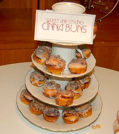 """""""Cinna"""" buns for a Hunger Games Dinner Party"""