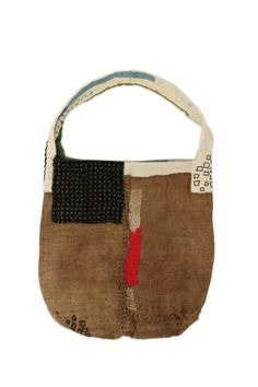 Your place to buy and sell all things handmade Japan Bag, Burlap Bags, Linen Bag, Sewing Art, Japanese Embroidery, Hand Embroidery Stitches, Fabric Bags, Crossbody Bag, Satchel