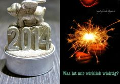 * Angel of Berlin: [celebrates...] New Year's Eve - What do I really care about? What is important to me?
