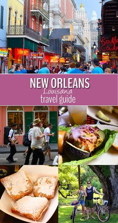 Planning a visit to New Orleans? Here's a full breakdown of where to stay, what to do and where to eat for your 72 hours New Orleans Travel Guide! A trip of a lifetime you won't soon forget.