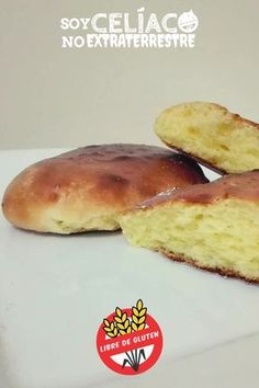 Receta de pan sin gluten (sin TACC) fácil y con pocos ingredientes. Easy Bread Recipes, Gluten Free Recipes, Pan Sin Gluten, Lactose Free Diet, Recipes With Few Ingredients, Pan Dulce, Diabetic Desserts, Quick Easy Meals, Food And Drink