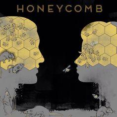 Album cover for Summer Underground's Honeycomb