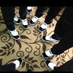 Jordan 11s:  Groom's gift! Wedding shoes!!!!