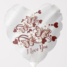 Shop White Satin Hearts & Butterflies Heart Balloon created by BlueRose_Design. Helium Gas, Heart Balloons, For Your Party, White Satin, White Shop, Note Cards, Colorful Backgrounds, Butterflies, Valentines Day