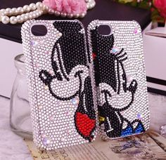 mickey and minnie couples phonecases