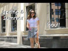 Summer Forever 21 Haul Video