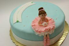 Ballerina Cake Topper by BeautifulKitchen on Etsy. $60.00 USD, via Etsy.