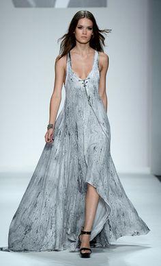 Mercedes-Benz Fashion Week : Spring 2014 MARK AND ESTEL
