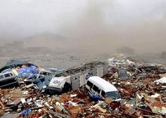 Cars and other Debris swept away by tsunami tidal waves are seen in Kesennuma in Miyagi Prefecture, northern Japan, after strong earthquakes hit the area Friday, March Japan Earthquake, Earthquake And Tsunami, Tsunami 2011, Fundraising Websites, Miyagi, Fukushima, Severe Weather, Natural Disasters, Big Picture