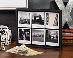 Last minute gift idea!  This site turns your online pictures into polaroids or collages.  It takes them right from instagram, computer, facebook, etc...