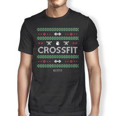 """""""Pixel Pattern Crossfit"""" Men's Tees & Tanks"""