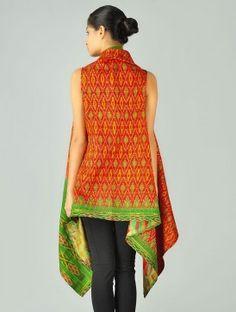 22 Gorgeous ethnic Indian outfit ideas for Republic Day Fancy Dress Design, Ladies Dress Design, Indian Fashion, Boho Fashion, Fashion Outfits, Shrug For Dresses, Long Dresses, Sari Dress, Desi Wear